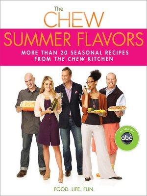 cover image of The Summer Flavors
