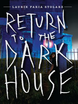 cover image of Return to the Dark House