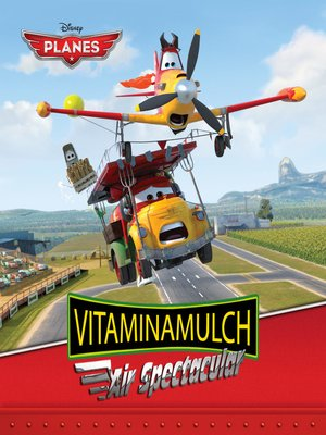 cover image of Vitaminamulch Air Spectacular