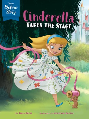 cover image of Cinderella Takes the Stage