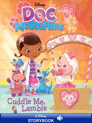 cover image of Cuddle Me, Lambie: A Disney Read-Along