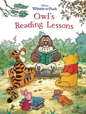 cover image of Owl's Reading Lessons