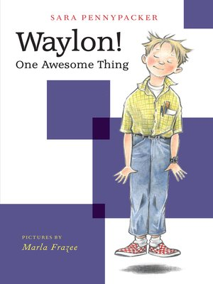 cover image of Waylon! One Awesome Thing
