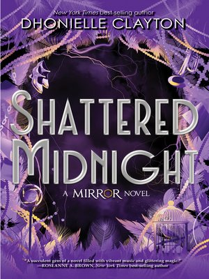 cover image of Shattered Midnight