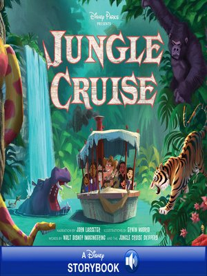 cover image of Disney Parks Presents: Jungle Cruise