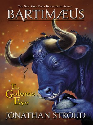 cover image of The Golem's Eye
