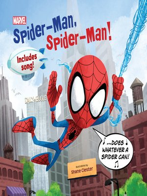 cover image of Spider-Man, Spider-Man!