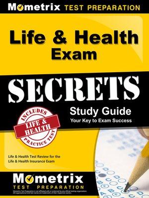 life and health exam secrets pdf