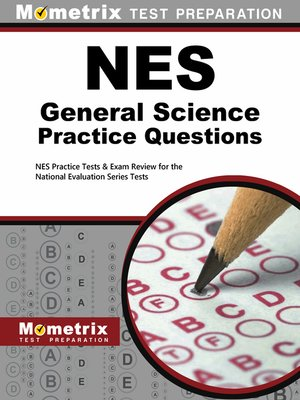 Mometrix media llcpublisher overdrive rakuten overdrive cover image of nes general science practice questions fandeluxe Image collections