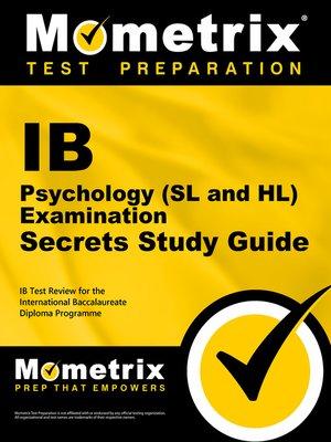 psychology final study guide