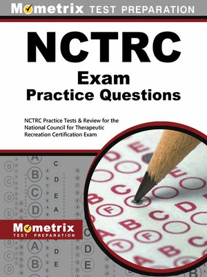 cover image of NCTRC Exam Practice Questions