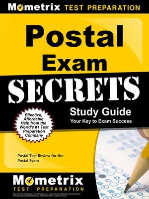 cover image of Postal Exam Secrets Study Guide