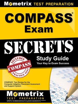 cover image of COMPASS Exam Secrets Study Guide