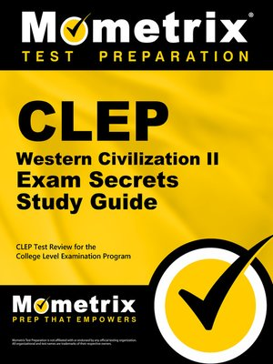 Clep western civilization ii exam secrets study guide by clep exam clep western civilization ii exam secrets study guide fandeluxe Choice Image
