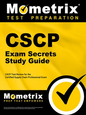 cscp study material ebook download