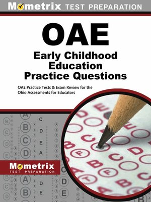 cover image of OAE Early Childhood Education Practice Questions