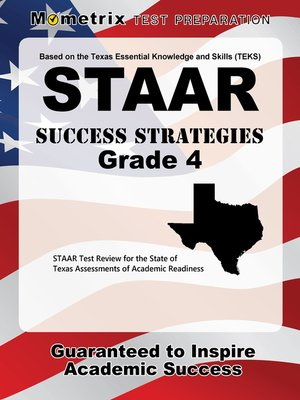cover image of STAAR Success Strategies Grade 4 Study Guide