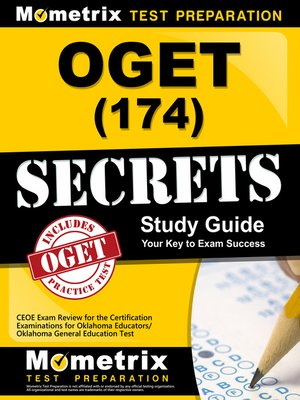 cover image of OGET (174) Secrets Study Guide