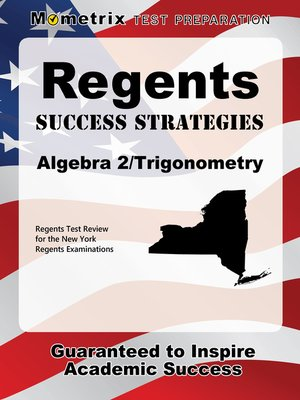 regents success strategies algebra 2 trigonometry study guide by rh overdrive com Study Guide Template Examples Study Guide