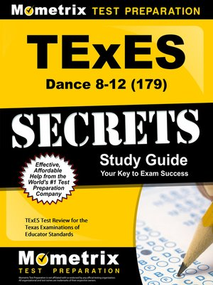 Texes 179 dance 8 12 exam secrets by texes exam secrets test prep texes 179 dance 8 12 exam secrets fandeluxe Choice Image