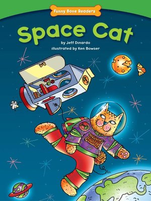 red chair press. Space Cat Red Chair Press