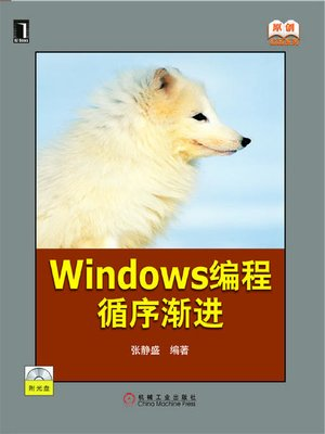 cover image of Windows编程循序渐进