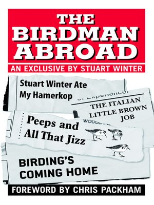 cover image of The Birdman Abroad