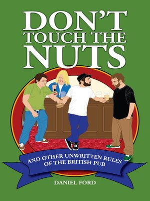 cover image of Don't Touch the Nuts