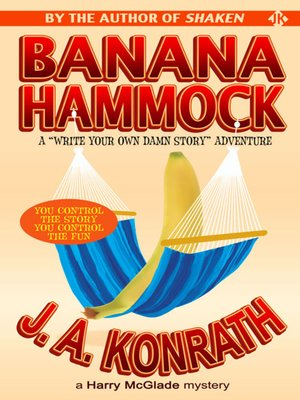 cover image of Banana Hammock