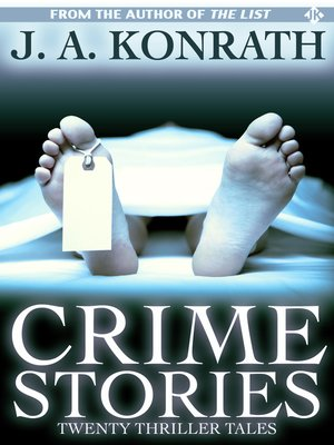 cover image of Crime Stories