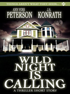 cover image of Wild Night Is Calling