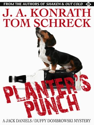 cover image of Planter's Punch