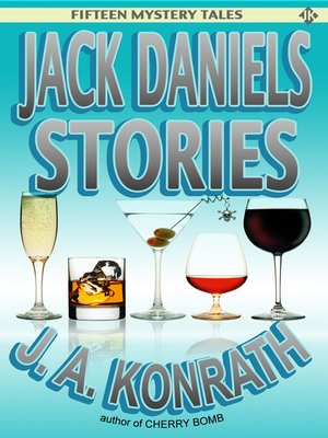 cover image of Jack Daniels Stories