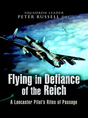 cover image of Flying in Defiance of the Reich