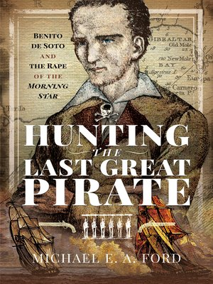 cover image of Hunting the Last Great Pirate