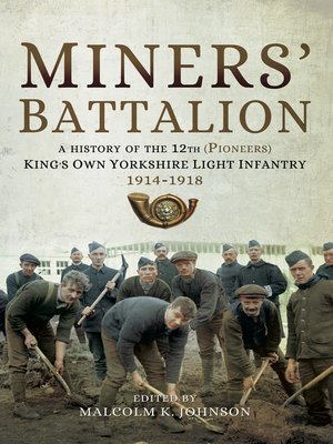 cover image of Miners' Battalion