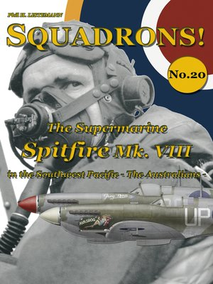 cover image of The Supermarine Spitfire VIII in the Southwest Pacifc