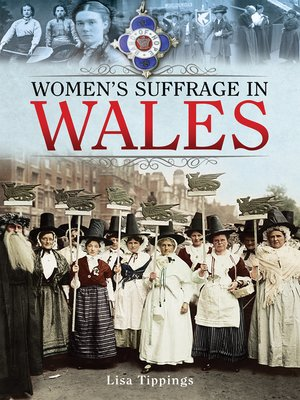 cover image of Women's Suffrage in Wales