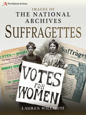 cover image of Suffragettes