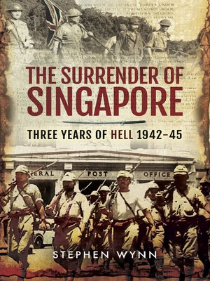 cover image of The Surrender of Singapore