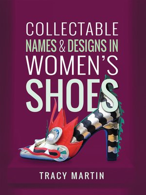 cover image of Collectable Names and Designs in Women's Shoes