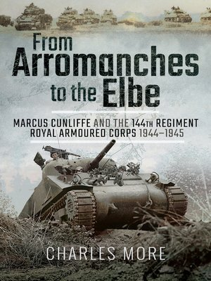 cover image of From Arromanches to the Elbe