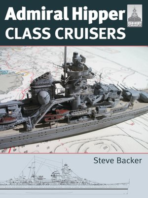 cover image of Admiral Hipper Class Cruisers
