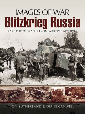 cover image of Blitzkrieg Russia