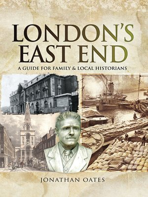cover image of London's East End