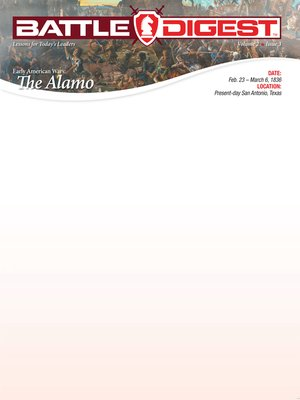 cover image of Battle Digest