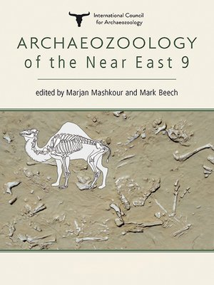 cover image of Archaeozoology of the Near East