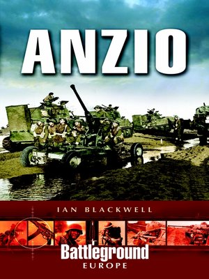 cover image of Anzio