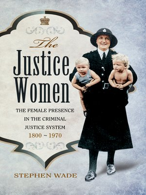 cover image of The Justice Women