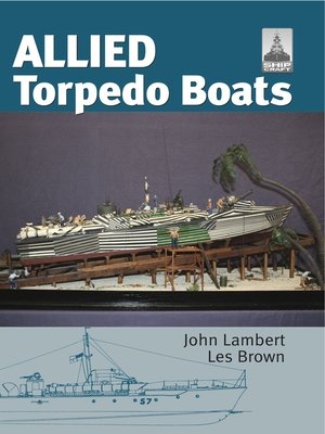 cover image of Allied Torpedo Boats